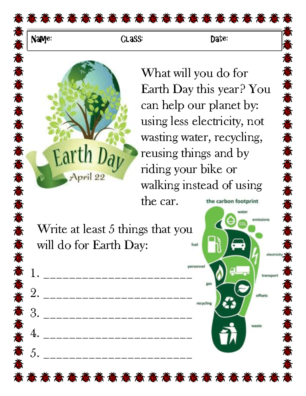 1397613704 earth day beg preschool earth activities reading comprehension 5th grade math worksheets