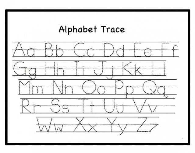 Alphabetheets for kindergarten pdf printable tracingheet calligraphy free lower case practice sheets lowercaseve letter