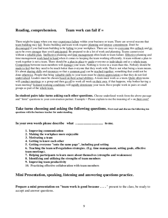 Business english reading comprehension worksheetsinal best the book pdf 2nd grade addition