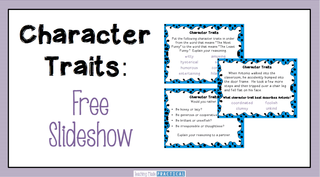 Character traitsages for 2nd grade fluency with comprehension questions pdf books problem