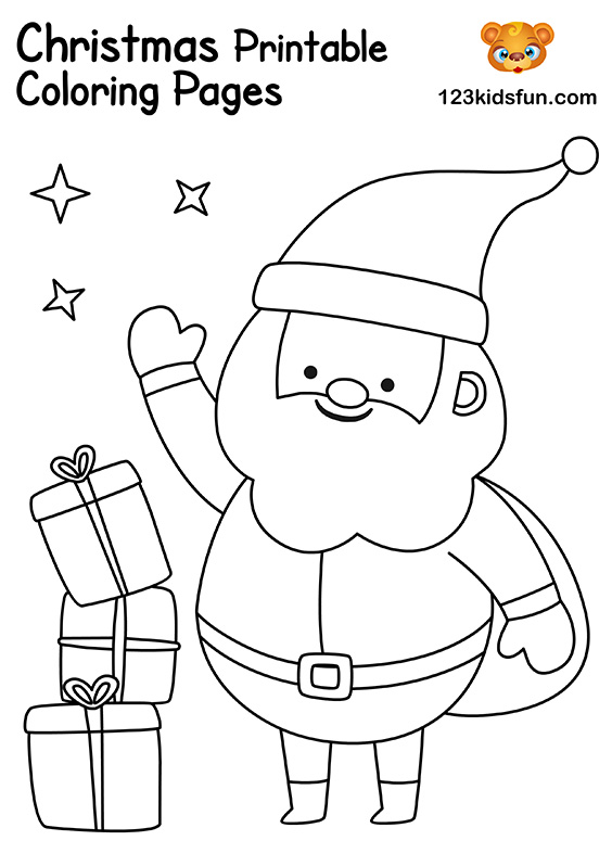 Christmas worksheets for kindergartenf free printable kids fun apps coloring pages