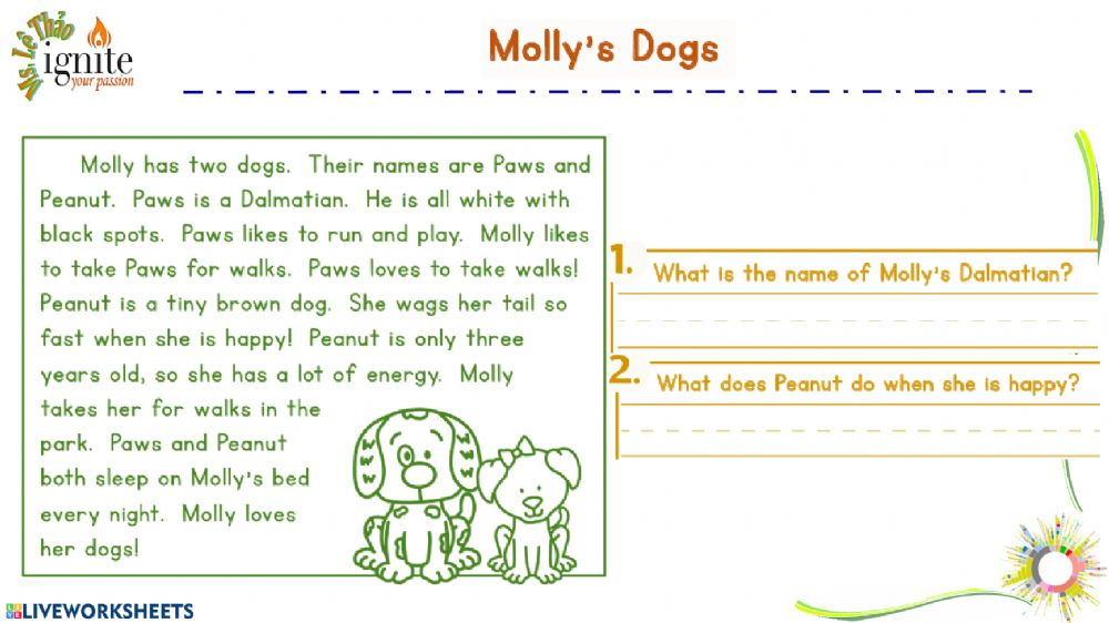Fabulous esl reading comprehension worksheets pdf picture inspirations 4th grade language