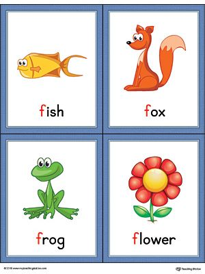 Free letter pictures forn printable kids r