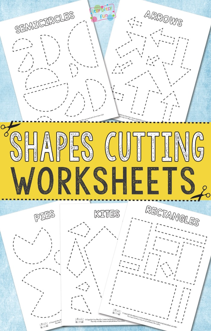 Free printable cutting activities for preschoolers splendi photo inspirations practice shapes worksheets