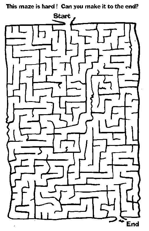 Free printable mazes for kids all network 3rdde syllabus english in usa math worksheets maze passages third level class