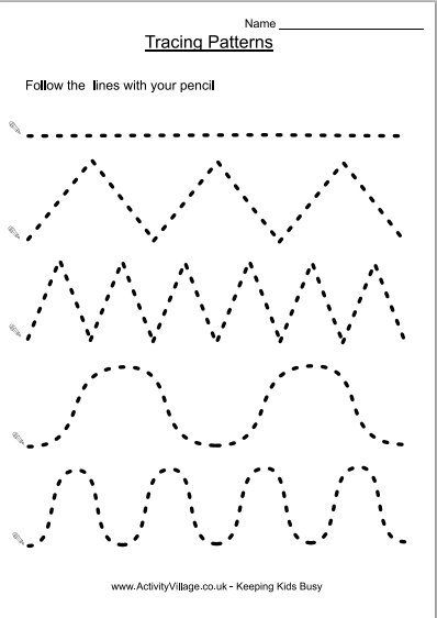 Free tracing paper forten pdf blank worksheets
