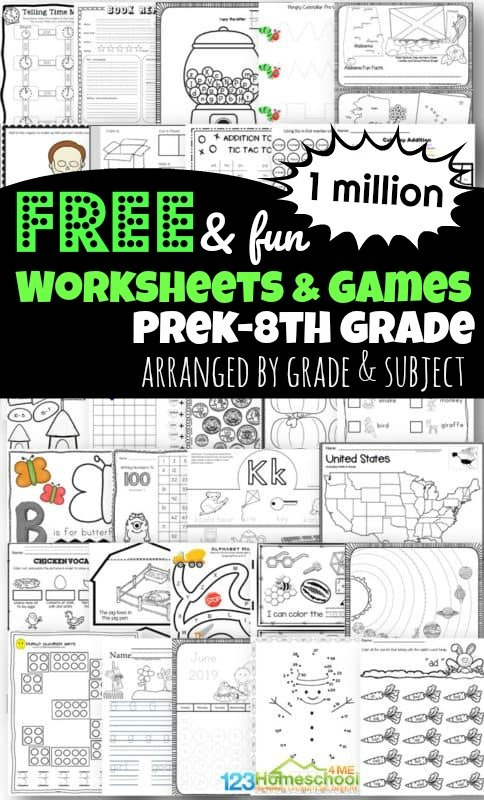 Fun activities for kids worksheets million free printable excelent image inspirations