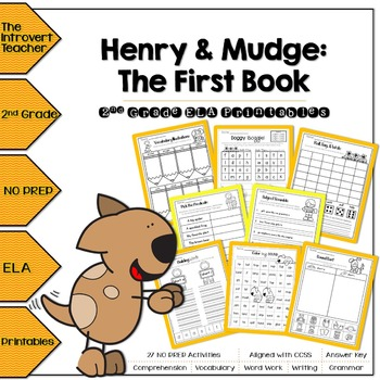 Henry and mudgeomprehension worksheets free 2nd grade pdf download books reading level dra