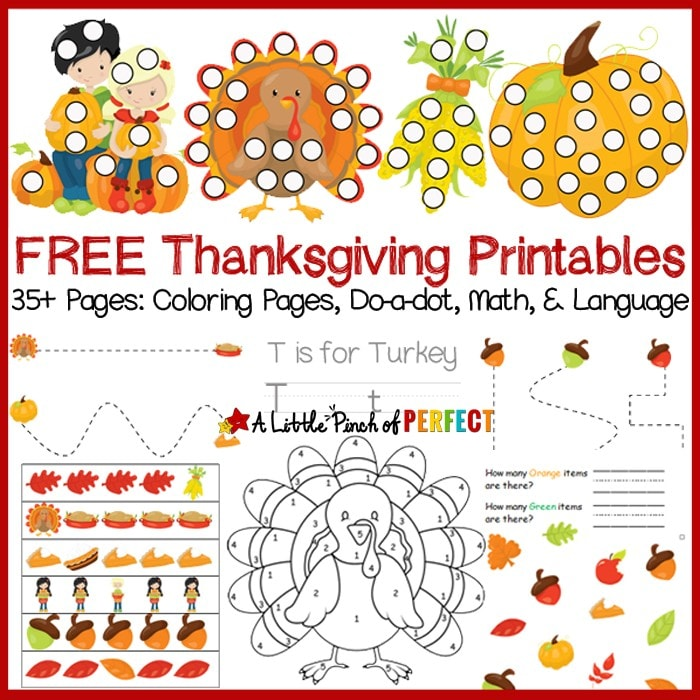 I spy thanksgiving printable worksheets activities for preschoolers free