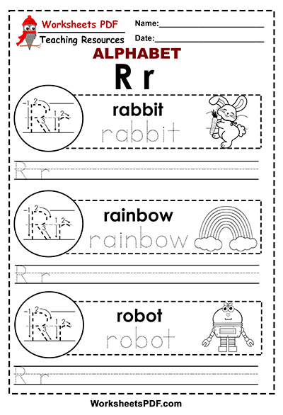 Incredible letter r worksheets forreschool to z alphabetdf free activities the