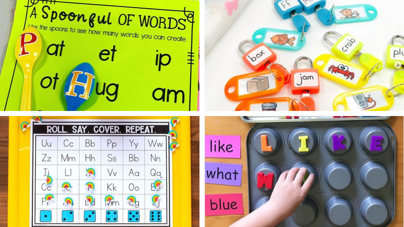 Kindergarten centers printable untitled design ideas for ke280932 literacy youre going to