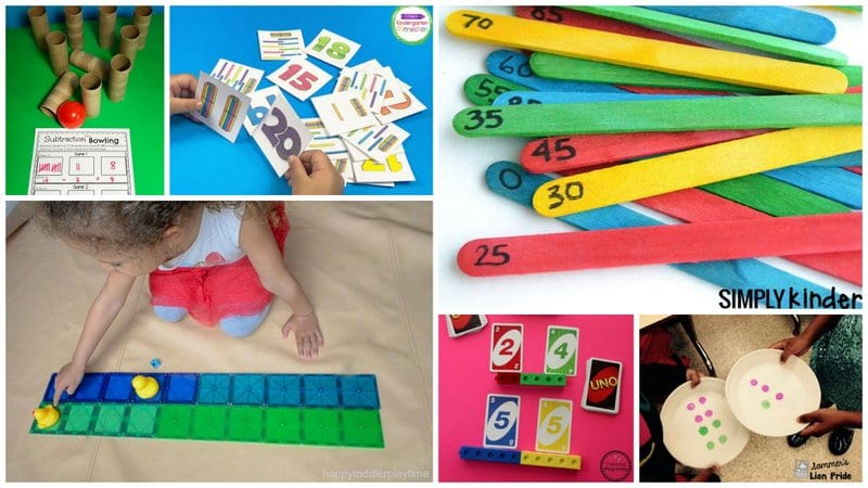 Kindergarten math games lead amazing classroom picture ideas that make numbers fun from day oneects theme online