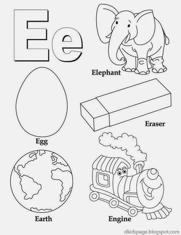Letterksheets for toddlers preschool activities free cut and paste activity
