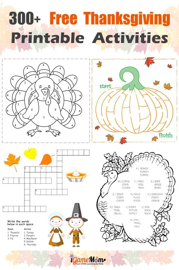 Outstanding kindergartengiving worksheets pages free printables for learning 2nd grade second