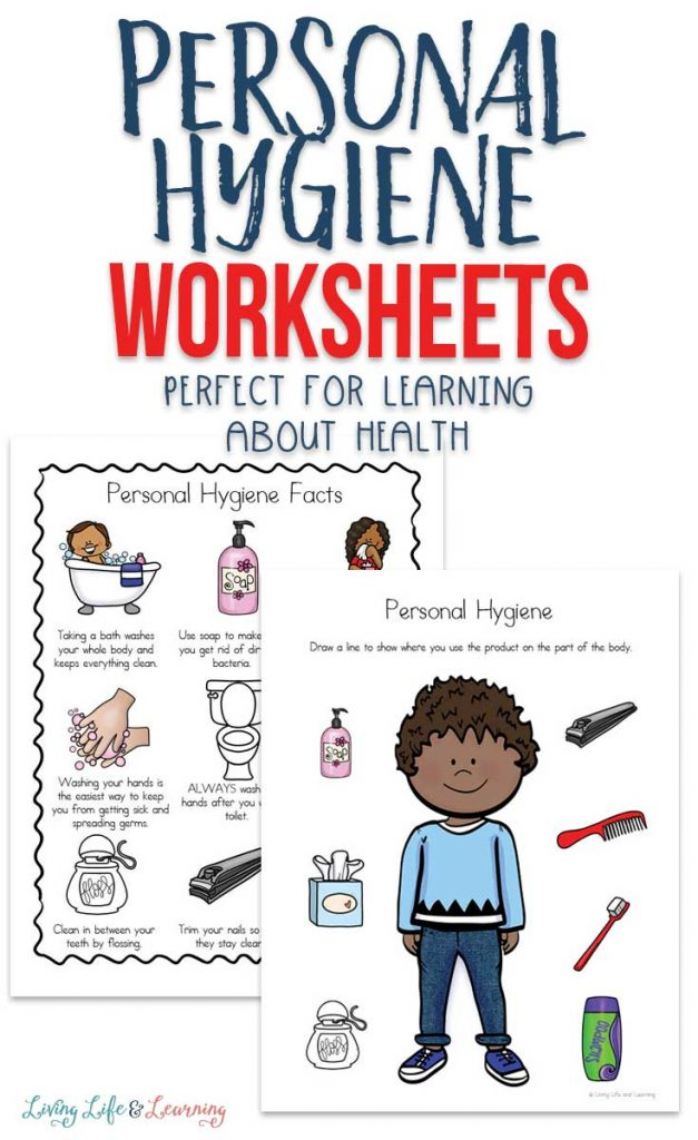 Personal hygiene for kidsksheets free your kiddos homeschool deals 627x1024 staggering