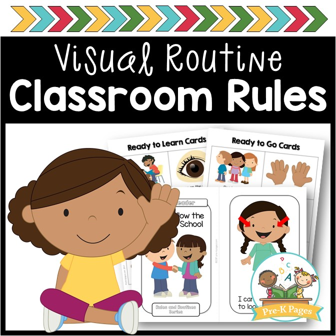 Preschool classroom rules new coverr kindergarten printable pdf worksheets handwriting and numbers books about