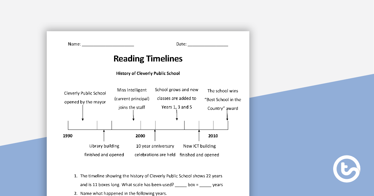 Preview landscape 1200x628 fantastic reading timeline worksheet and constructing timelines worksheets teaching resource teach