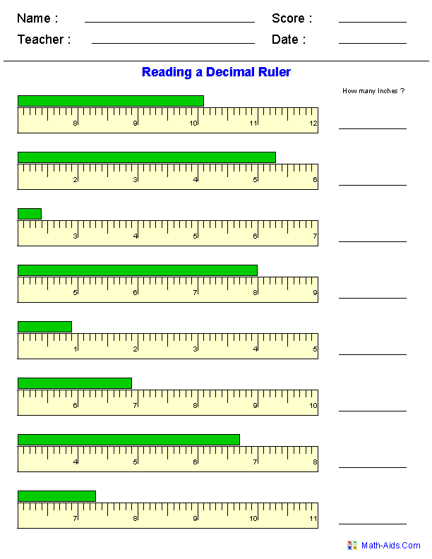 Reading metric ruler worksheet practice online free measuring with middle