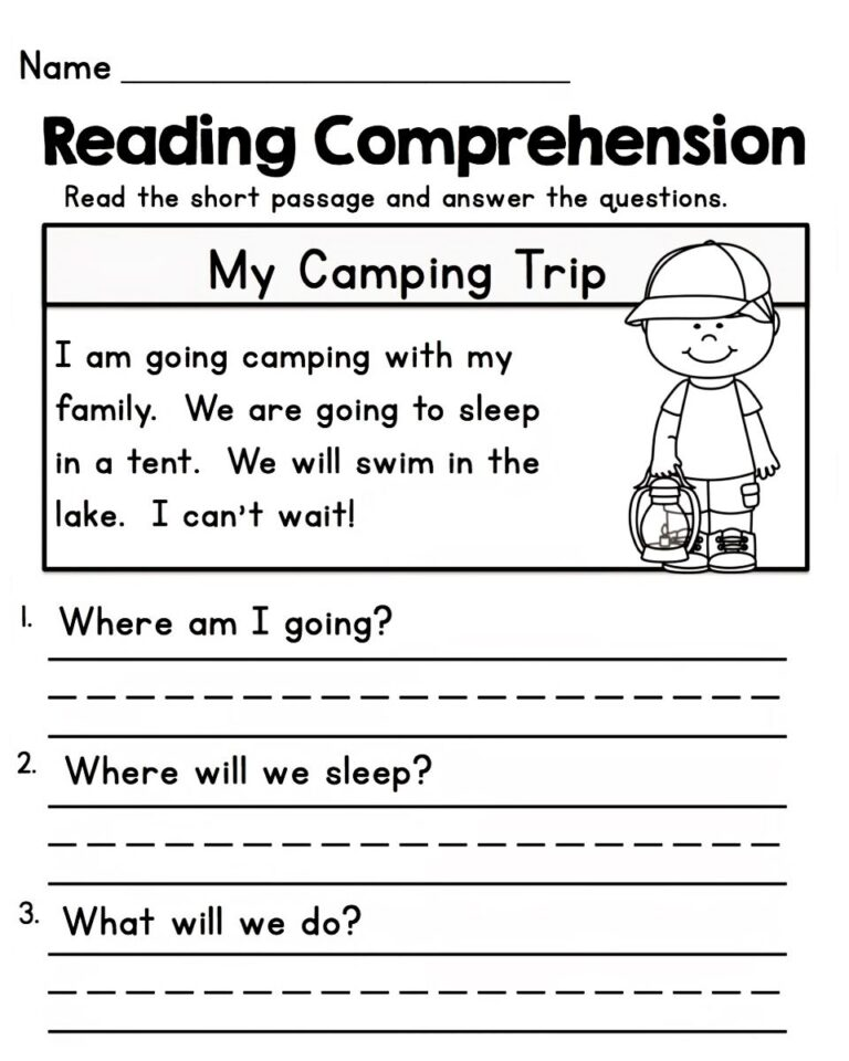 Staggering reading worksheets for 1st grade picture ideas language 3rd english 2nd free math and