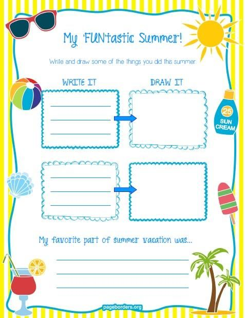 Supplyme online teacher supply store formerly mpm school supplies summer worksheets holiday printables vacation for kindergarten