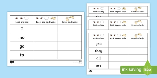 T l tricky words on writing practice activity sheets  ver 1 worksheets fabulous worksheet for kindergarten picture