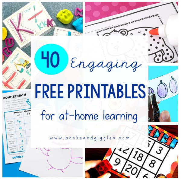 Tremendous kindergarten learning worksheets free square engaging for